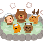 ofuro_onsen_animals